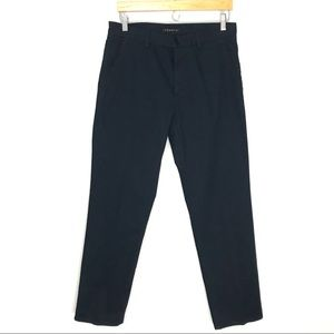 Theory Mens 30 Waltman Esmond Flap Pocket Chinos